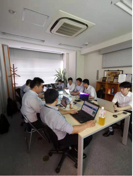 第ニ回Salesforce勉強会を行いました。
