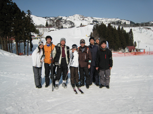 2011年度社員旅行の実施in新潟