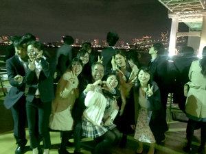 27-4東京湾夜景と共に